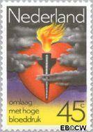 Nederland NL 1162  1978 Gezondheidszorg 45 cent  Postfris