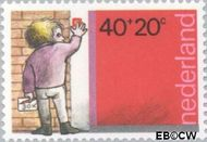 Nederland NL 1167  1978 Leren 40+20 cent  Postfris