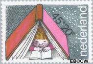 Nederland NL 1168  1978 Leren 45+20 cent  Gestempeld