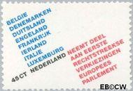 Nederland NL 1173#  1979 Verkiezingen Europees Parlement  cent  Postfris