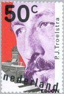 Nederland NL 1192  1980 Politici 50 cent  Gestempeld