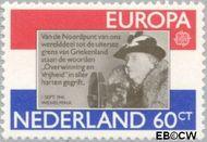 Nederland NL 1207  1980 C.E.P.T.- Bekende personen 60 cent  Gestempeld