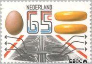 Nederland NL 1231  1981 Export 65 cent  Gestempeld