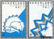 Nederland NL 1271#1272  1982 C.E.P.T.- Historische gebeurtenissen  cent  Gestempeld