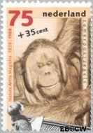 Nederland NL 1401  1988 Dieren 75+35 cent  Postfris