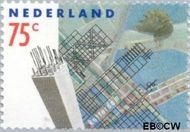 Nederland NL 1450  1990 Rotterdam 75 cent  Gestempeld