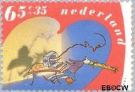 Nederland NL 1458  1990 Kind en hobby 65+35 cent  Gestempeld