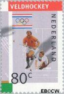 Nederland NL 1517d  1992 Olympische Spelen- Albertville 80 cent  Gestempeld