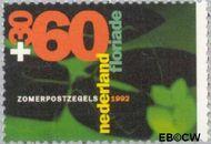 Nederland NL 1521  1992 Floriade 60+30 cent  Gestempeld