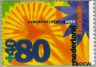 Nederland NL 1524c  1992 Floriade 80+40 cent  Gestempeld