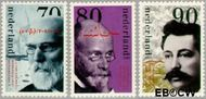 Nederland NL 1568#1570  1993 Nobelprijswinnaars  cent  Gestempeld