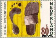 Nederland NL 1618  1994 Tweede Wereldoorlog 80 cent  Gestempeld