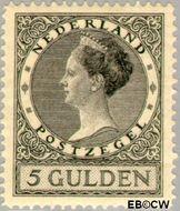 Nederland NL 165  1926 Koningin Wilhelmina- Type 'Veth' 500 cent  Gestempeld