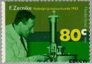 Nederland NL 1653  1995 Nobelprijswinnaars 80 cent  Gestempeld