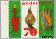 Nederland NL 1668  1996 Voorjaarsbloemen 70 cent  Gestempeld