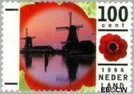 Nederland NL 1681  1996 Vakantie 100 cent  Gestempeld