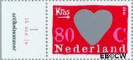 Nederland NL 1709g  1997 Kraszegels 80 cent  Postfris