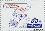 Nederland NL 1715a  1997 Strippostzegels Suske en Wiske 80 cent  Gestempeld