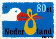 Nederland NL 1735  1997 Geboorte 80 cent  Gestempeld