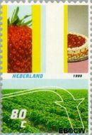 Nederland NL 1750  1998 Vier jaargetijden 80 cent  Gestempeld