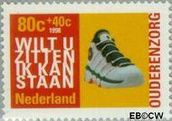 Nederland NL 1757  1998 Ouderen 80+40 cent  Gestempeld