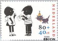 Nederland NL 1854  1999 Schmidt, Annie M.G. 80+40 cent  Postfris