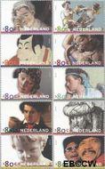 Nederland NL 1894#1903  2000 Rijksmuseum  cent  Postfris