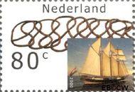 Nederland NL 1918  2000 Sail 2000 80 cent  Gestempeld