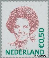 Nederland NL 2039  2002 Koningin Beatrix 50 cent  Gestempeld
