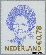 Nederland NL 2041  2002 Koningin Beatrix 78 cent  Gestempeld