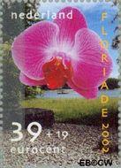 Nederland NL 2081  2002 Floriade 39+19 cent  Gestempeld