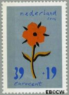 Nederland NL 2256  2004 Bloem en kunst 39+19 cent  Postfris