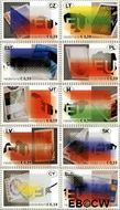 Nederland NL 2260#2269  2004 Uitbreiding E.U.  cent  Gestempeld