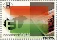Nederland NL 2265  2004 Uitbreiding E.U. 39 cent  Gestempeld