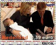 Nederland NL 2279  2004 Koninklijke Familie (III) 39 cent  Gestempeld