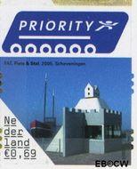 Nederland NL 2406  2006 5 voor Europa 69 cent  Gestempeld