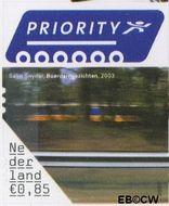 Nederland NL 2410  2006 5 voor buiten Europa 85 cent  Gestempeld