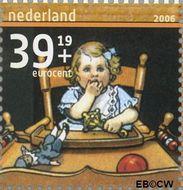 Nederland NL 2418b  2006 Leesplankje 39+19 cent  Gestempeld