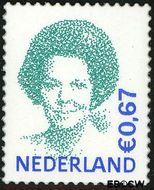 Nederland NL 2468  2006 Koningin Beatrix 67 cent  Postfris