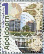 Nederland NL 2814a#  2011 Mooi Nederland- Apeldoorn  cent  Gestempeld