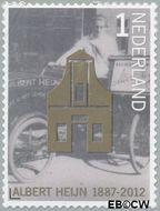 Nederland NL 2905  2012 Albert Heijn 125 jaar 1 cent  Gestempeld