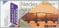 Nederland NL 2911  2012 Visit Amsterdam priority Europa 1 cent  Gestempeld