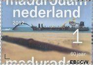 Nederland NL 2929  2012 Madurodam 60 jaar 1 cent  Gestempeld