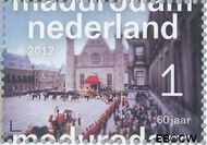 Nederland NL 2934  2012 Madurodam 60 jaar 1 cent  Gestempeld