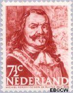 Nederland NL 412  1943 Zeehelden 7½ cent  Gestempeld