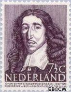 Nederland NL 492  1947 Bekende personen 7½+2½ cent  Gestempeld