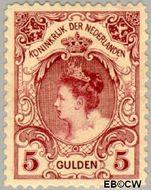 Nederland NL 79  1899 Koningin Wilhelmina- 'Bontkraag' 500 cent  Gestempeld