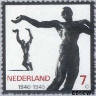 Nederland NL 836  1965 Verzet 7 cent  Gestempeld