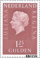 Nederland NL 953  1969 Koningin Juliana- Type 'Regina' 125 cent  Gestempeld