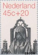 Nederland NL 989  1971 Kerkbeelden 45+20 cent  Postfris